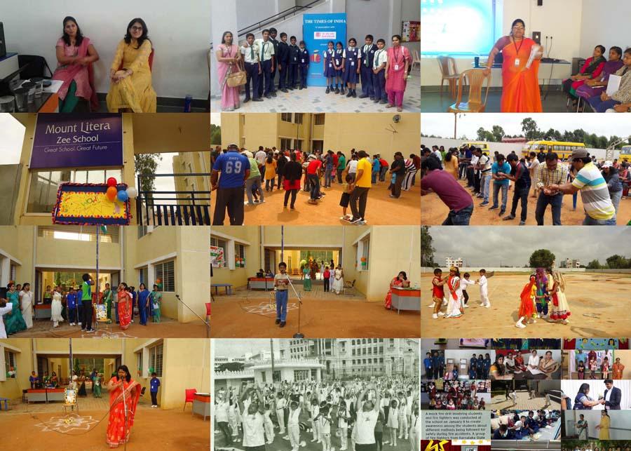 Mount Litera Zee School Gallery